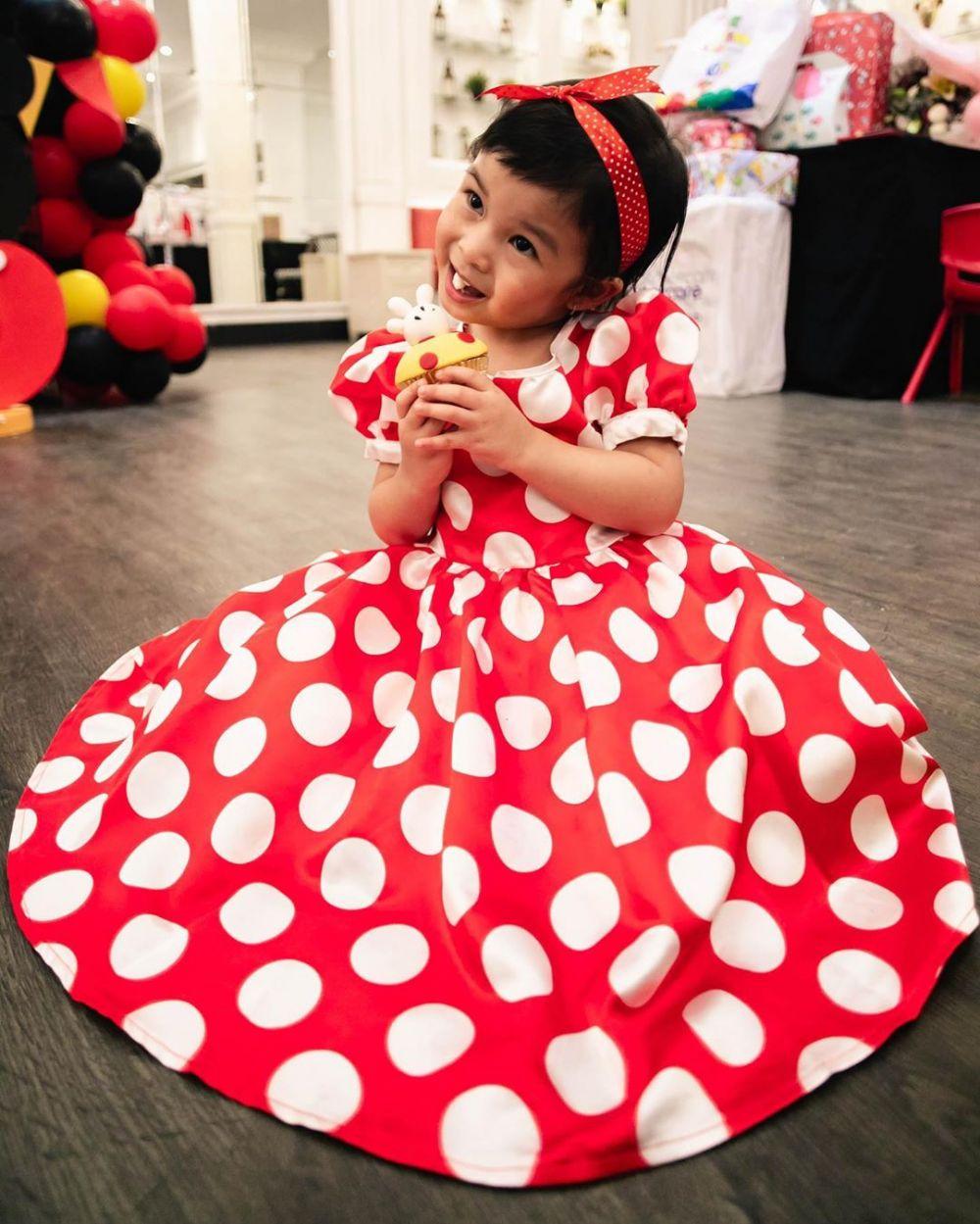 ulang tahun putri Chelsea Olivia instagram