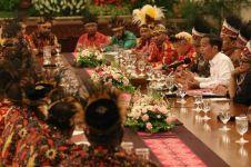 5 Janji Presiden Jokowi saat bertemu dengan 61 tokoh Papua