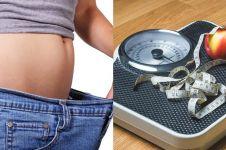 Rahasia menurunkan berat badan secara sehat, kamu perlu tahu
