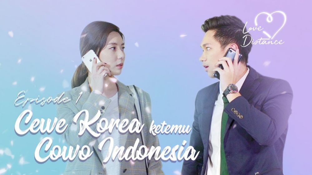 6 Web series & film ini hasil kolaborasi artis Indonesia dan Korea YouTube