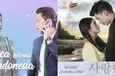 6 Webseries & film ini hasil kolaborasi artis Indonesia dan Korea
