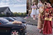 Kisah pria tua nikahi gadis 28 tahun, dihadiahi mobil mewah
