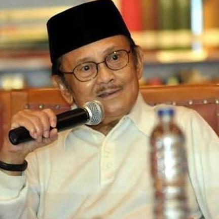 BJ Habibie meninggal dunia