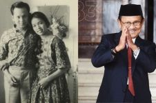 BJ Habibie meninggal dunia, ini 10 foto kenangan semasa hidupnya