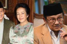 Mengenang kisah perkenalan BJ Habibie dan Ainun hingga menikah