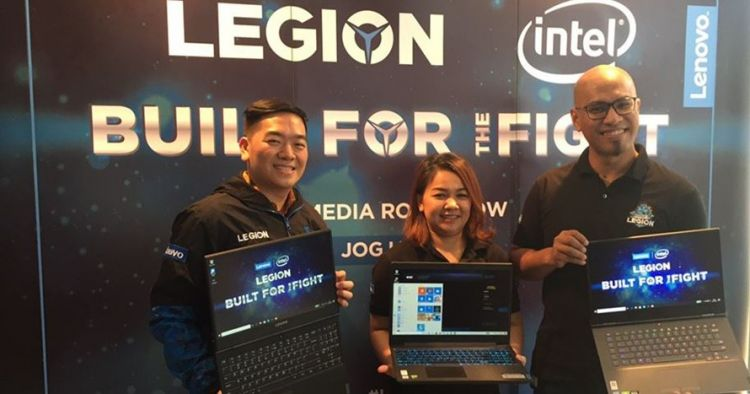 Intip spesifikasi & harga 3 laptop gaming Lenovo, multifungsi