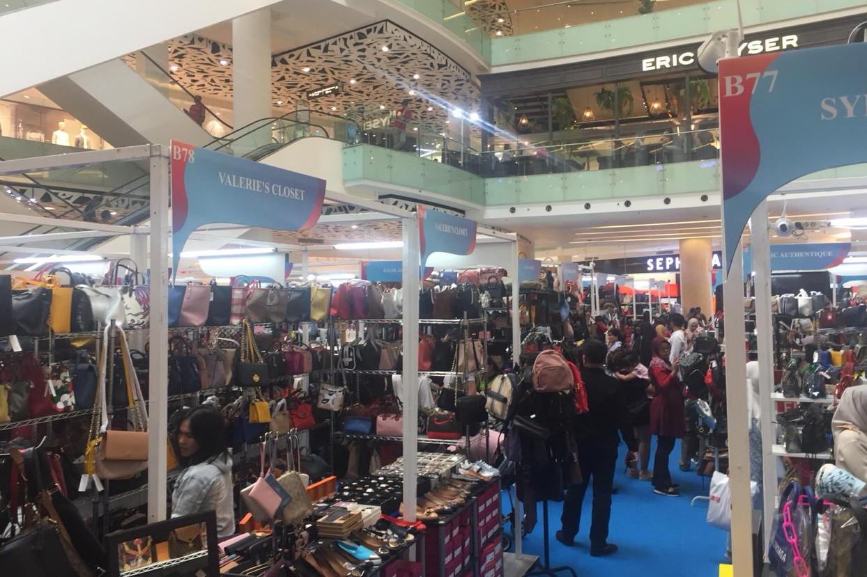Miliki harga fantastis, tas brand Eropa masih diminati anak muda