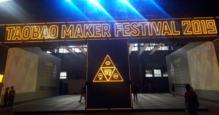 Perang ide gila dan kreatif di Alibaba Taobao Maker Festival 2019