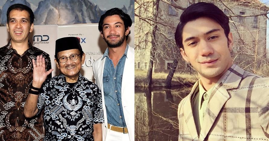 Kenangan Reza Rahadian dapat ilham peran BJ Habibie lewat mimpi