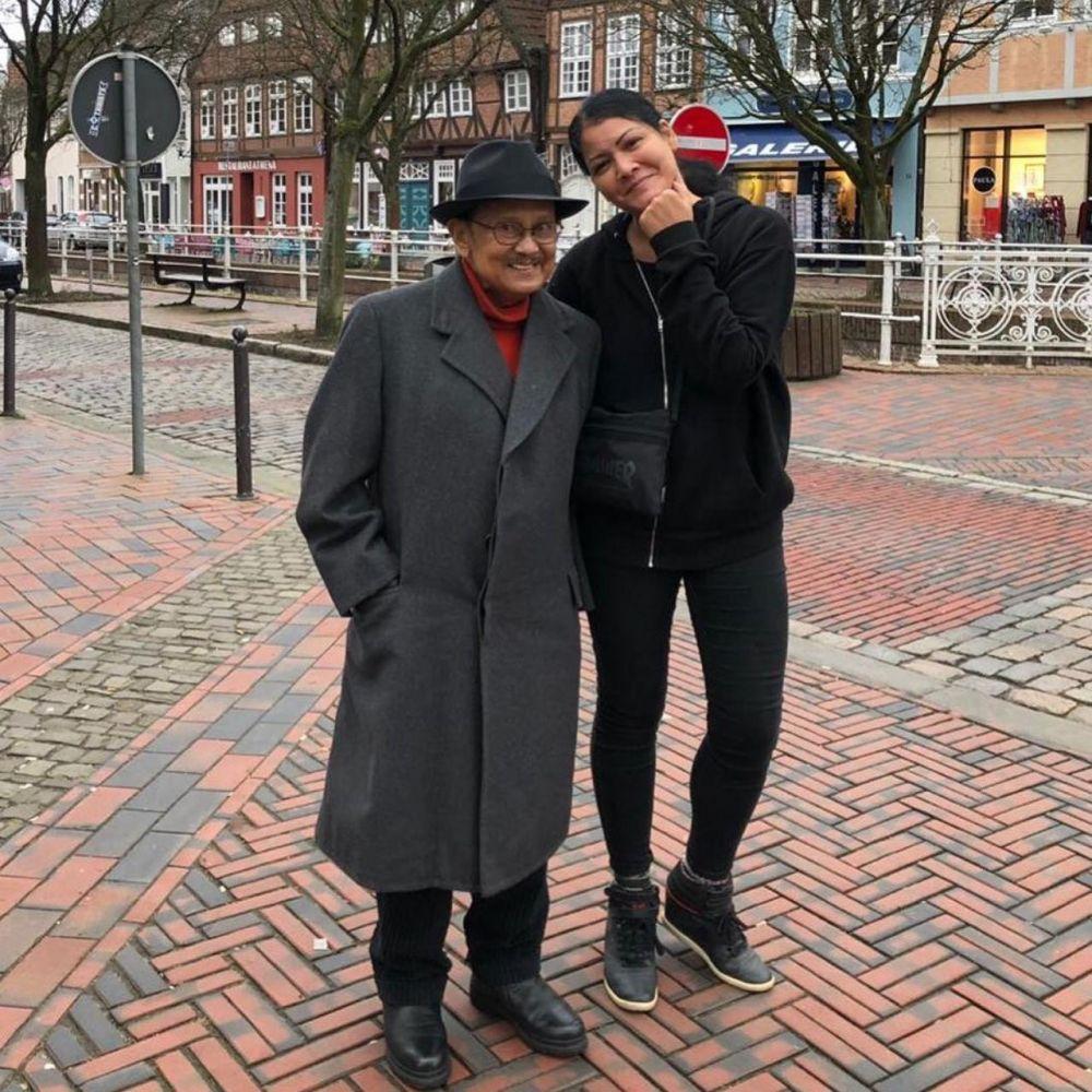 Habibie dan cucu instagram