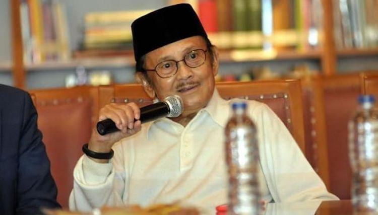 Doa Habibie untuk Indonesia usai dilengserkan MPR tahun 1999