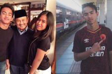 11 Potret Rafid Habibie, cucu BJ Habibie yang juga pemain bola