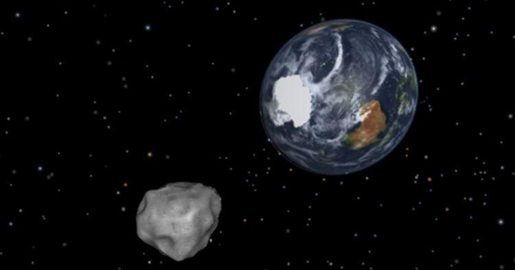 900 Asteroid berisiko menabrak Bumi dalam kurun 100 tahun