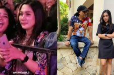 10 Pesona Anggitha, cewek yang viral di konser Didi Kempot