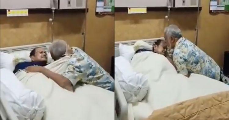 Momen Xanana Gusmao jenguk BJ Habibie sebelum meninggal, penuh haru