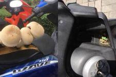 10 Kondisi kendaraan bermotor tak biasa ini bikin geleng kepala