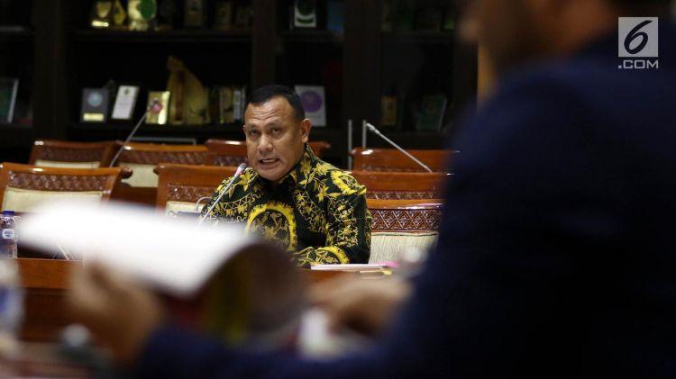 4 Kontroversi Firli Bahuri Ketua KPK pilihan DPR