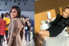 Gaya 7 seleb Indonesia di New York Fashion Week 2019, modis abis