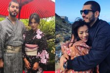 10 Potret kedekatan Adinda Bakrie & kekasih bulenya, romantis abis