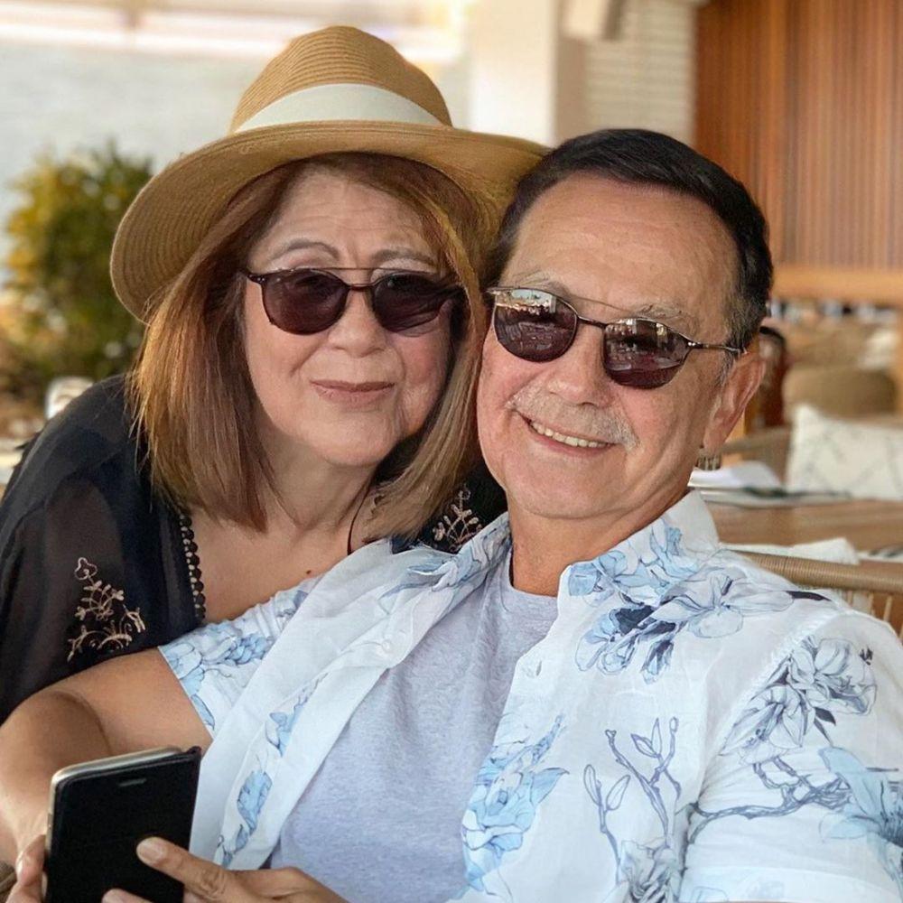 Gunawan dan istri instagram