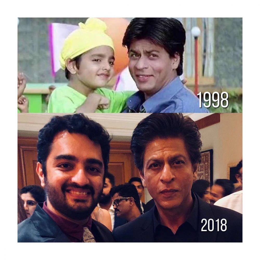 Ingat bocah cilik di Kuch Kuch Hota Hai Instagram