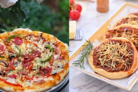 20 Resep pizza rumahan paling simpel tapi menggugah selera