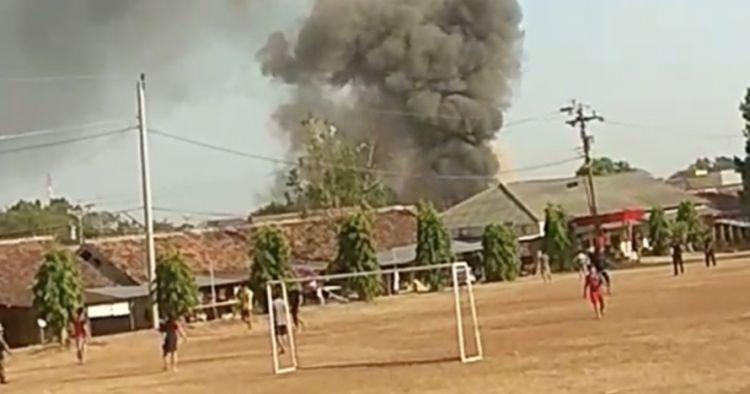 4 Fakta ledakan di gudang amunisi Mako Brimob Semarang