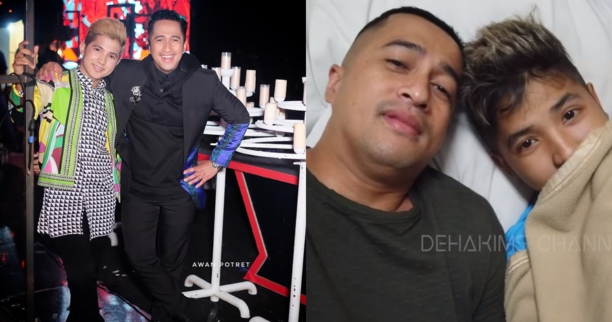 11 Potret kekompakan Jirayut & Irfan Hakim, bak kakak-adik