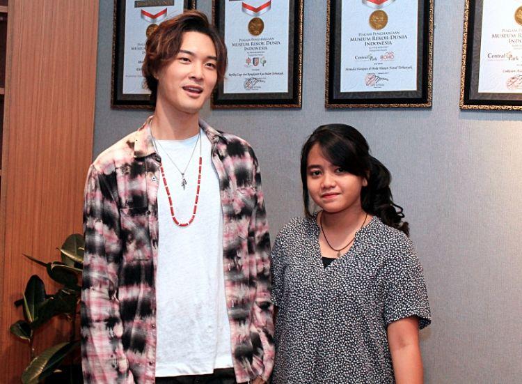 Hanin Dhiya garap proyek kolaborasi bareng penyanyi Korea