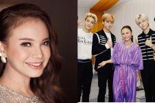 Dikontrak SM Entertaiment, Rossa mengaku pecinta drama Korea
