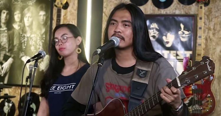 10 Potret Mawang, pria di balik lagu 'Kasih Sayang Kepada Orangtua'