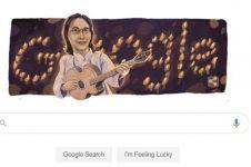 Chrisye ulang tahun, Google Doodle tampilkan sosok mendiang