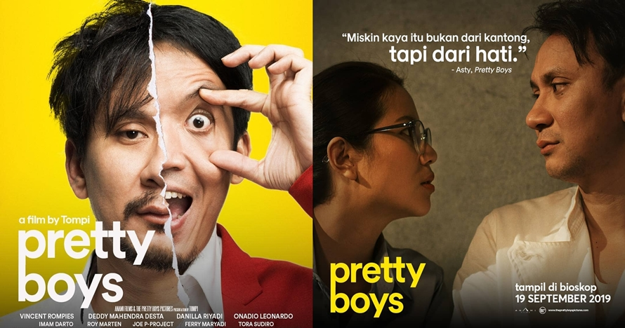 6 Fakta menarik film Pretty Boys, debut akting Najwa Shihab