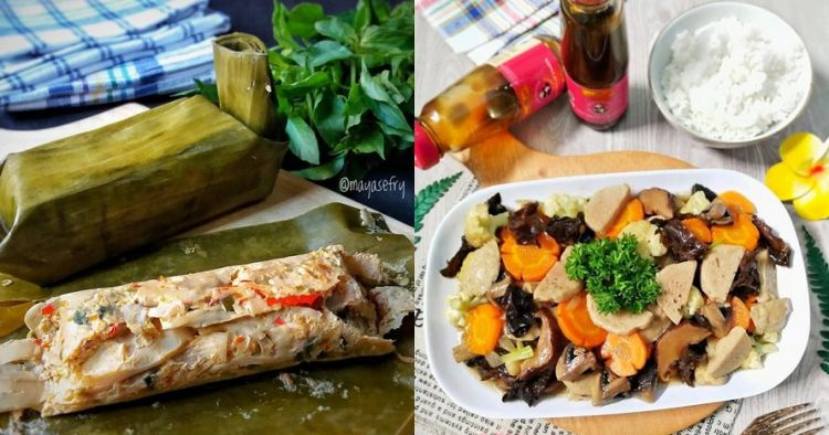 15 Resep olahan jamur, lezat dan mudah dibuat