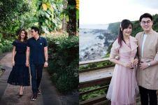 Jarang terekspos, ini 9 potret kemesraan Asty Ananta dan suami