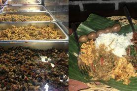 Nasi Langgi Pak Man, kuliner malam legendaris Jogja sejak 1988