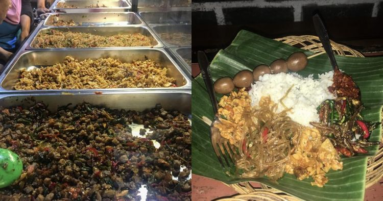 Nasi Langgi Pak Man Kuliner Malam Legendaris Jogja Sejak 1988
