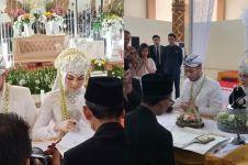 8 Momen pernikahan Meidian Maladi mantan Bella Shofie, penuh haru