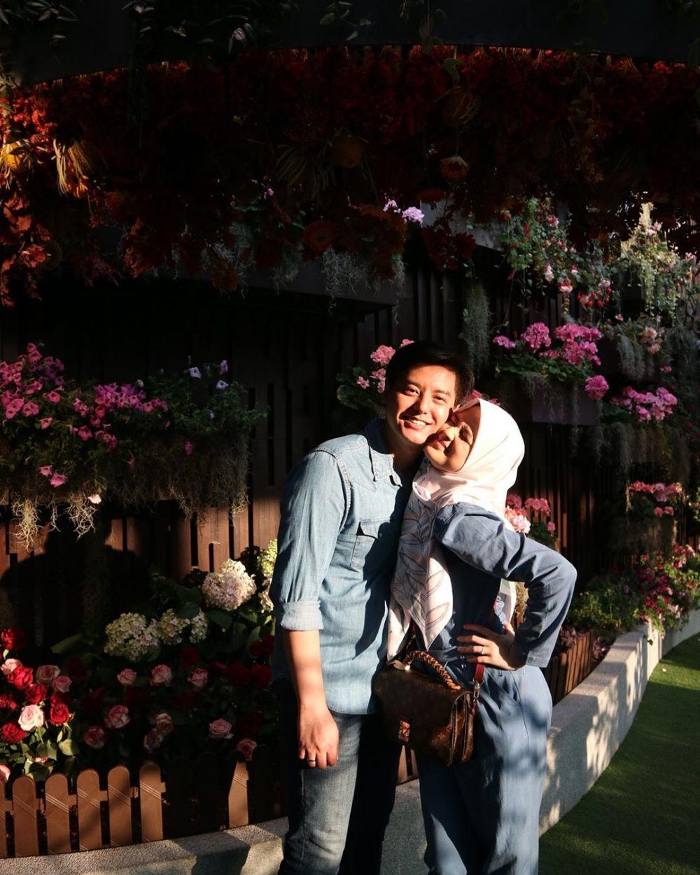 Penampilan Roger Danuarta setelah menikah Instagram
