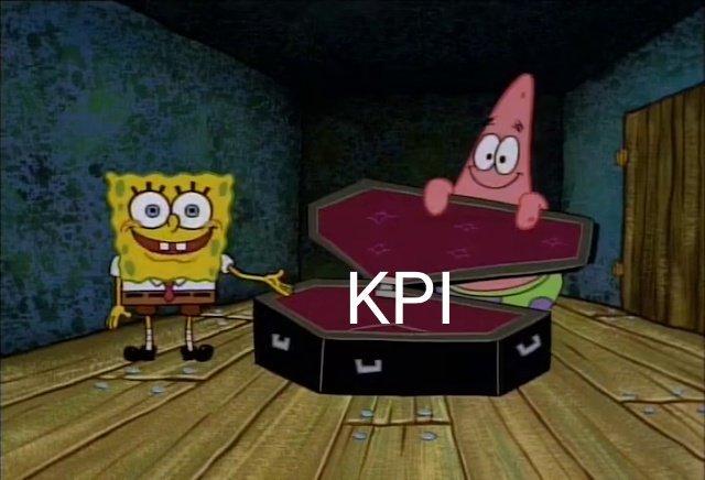 meme kpi spongebob Istimewa