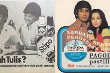 Penampilan 7 bintang iklan 80-an dulu & kini ini bikin pangling
