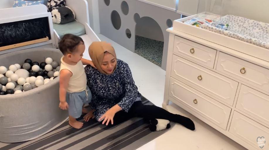 Penampakan kamar Xabiru anak Rachel Vennya Instagram