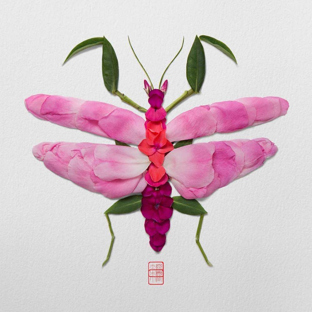 patung bunga @reikan_creations