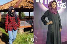 Momen Anisa Rahma merayakan anniversary ke-1, ucapannya sweet