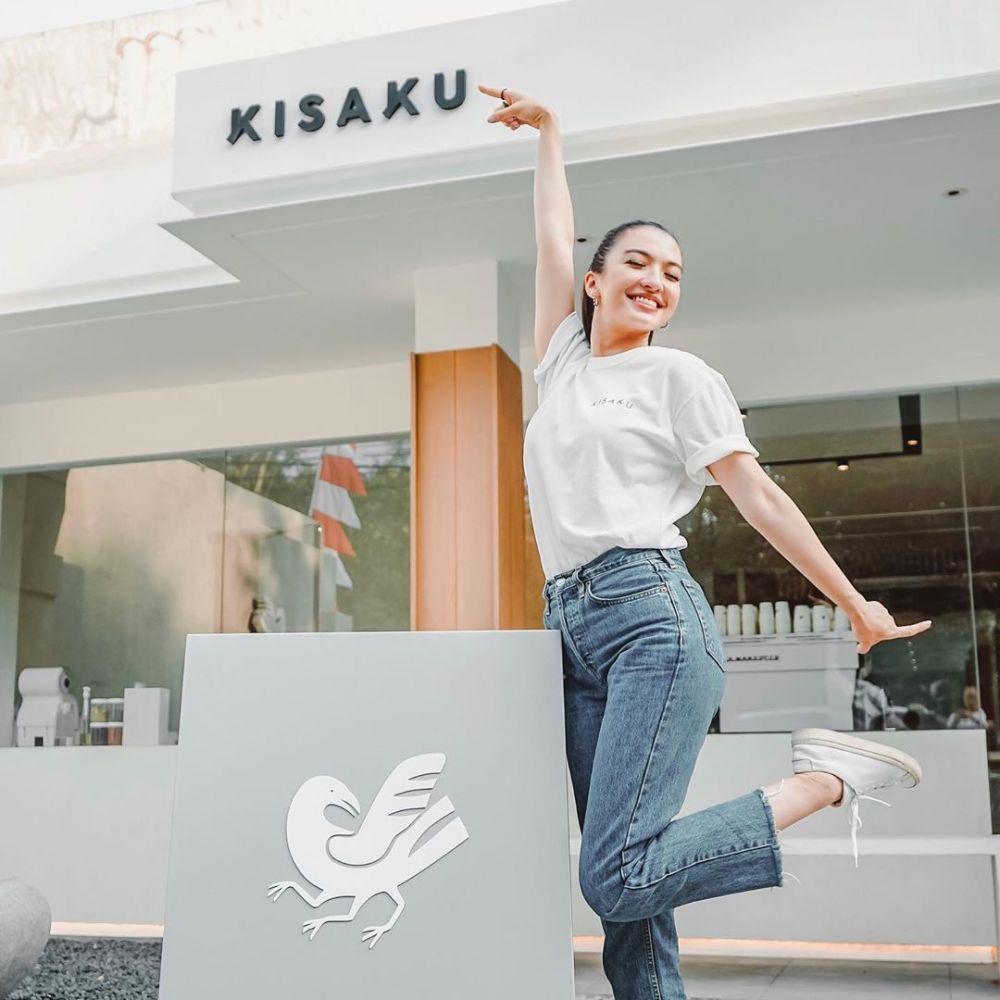 bisnis kedai kopi artis Instagram