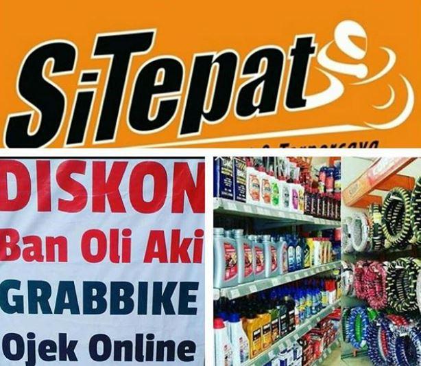fasilitas toko untuk ojol  Istimewa