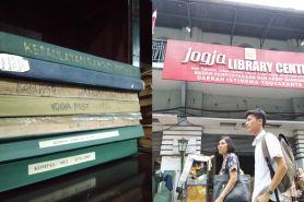 Menengok Perpustakaan Malioboro, terasing di tengah kebisingan