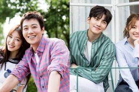 15 Drama Korea romantis cinlok teman sekantor, bikin gemas penonton