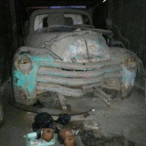 Kisah seram mobil tua Ciwidey, potretnya bikin merinding