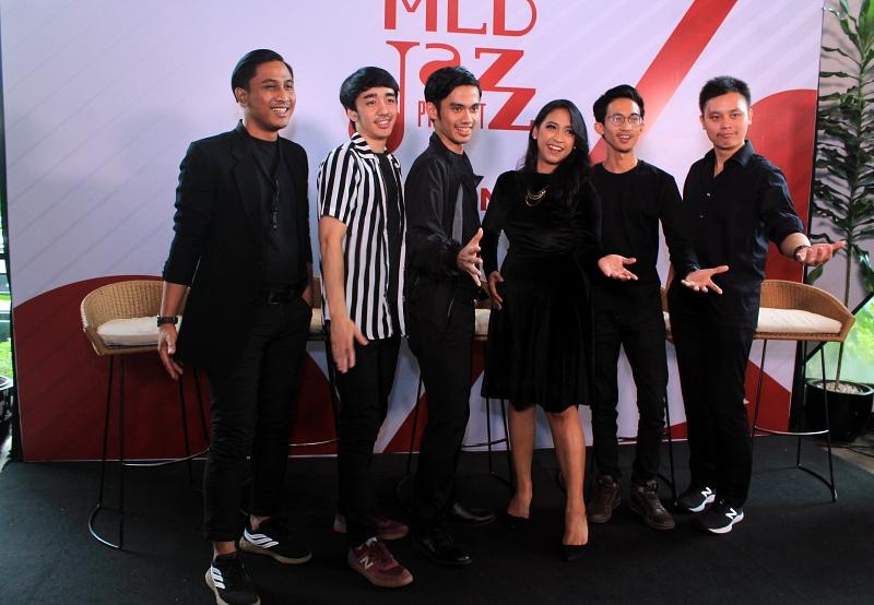 MLD Jazz Project Season 4 rilis album perdana, ada lagu Reza Artamevia